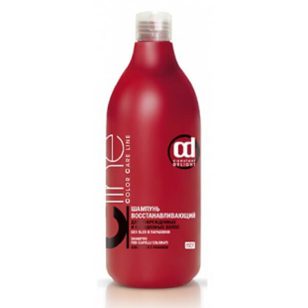 Шампунь восстанавливающий Constant Delight Cline Shampoo per Capelli Colorati