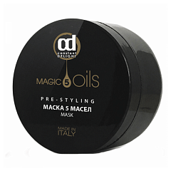 "CD Маска ""5 Magic Oils"" для всех типов волос"